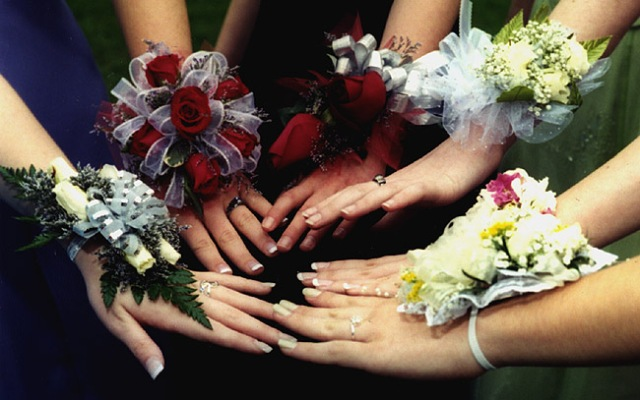 friendship corsages