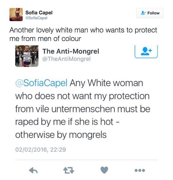 sofia capel tweet